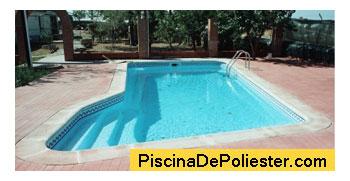 precios piscina polister segn tamao y profundidad hay un